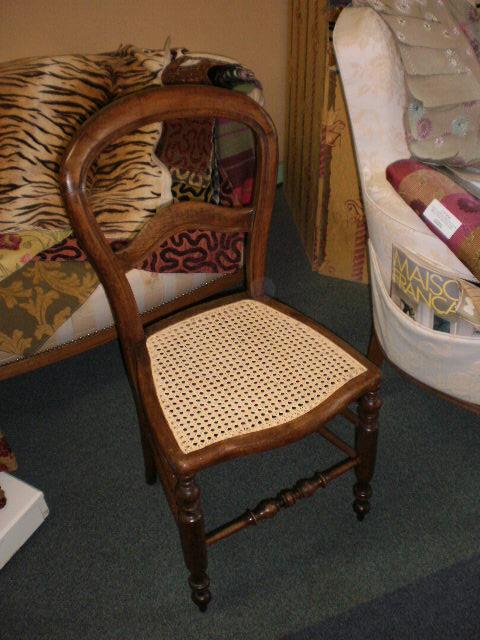 Fabrice rihouey tapissier d 39 ameublement for Cannage de chaise technique