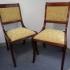 Chaises Restauration