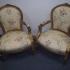 2 Fauteuils Louis XVI