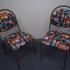 Ces chaises de bureau sont en vente